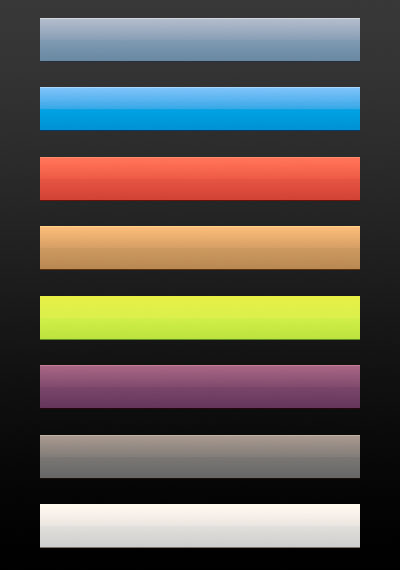 iPhone Navigation Bars with custom colors